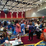Epic literacy signing, RWA National, Atlanta, July 2013.