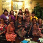Great Book Club meeting, June 2013.