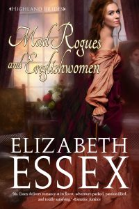 cover image Mad Rogues and Englishwomen by Elizabeth Essex