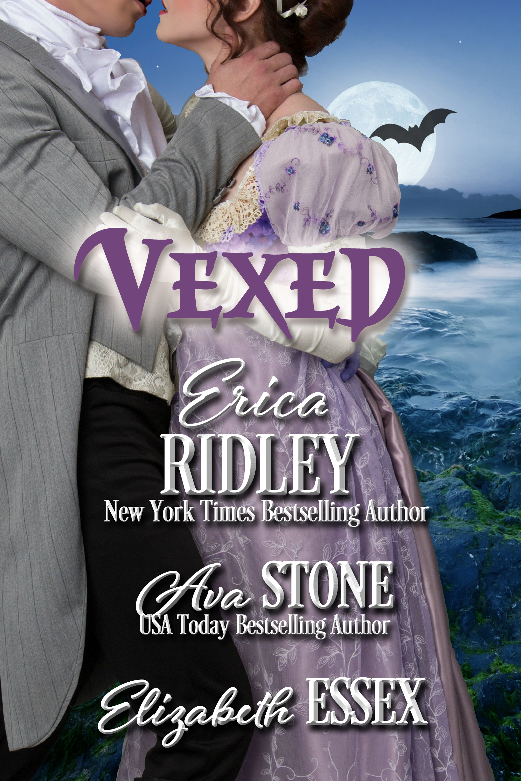vexed cover image