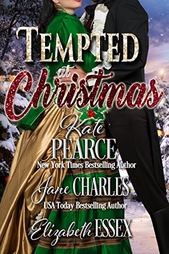 tempted by christmas by Elizabeth Essex