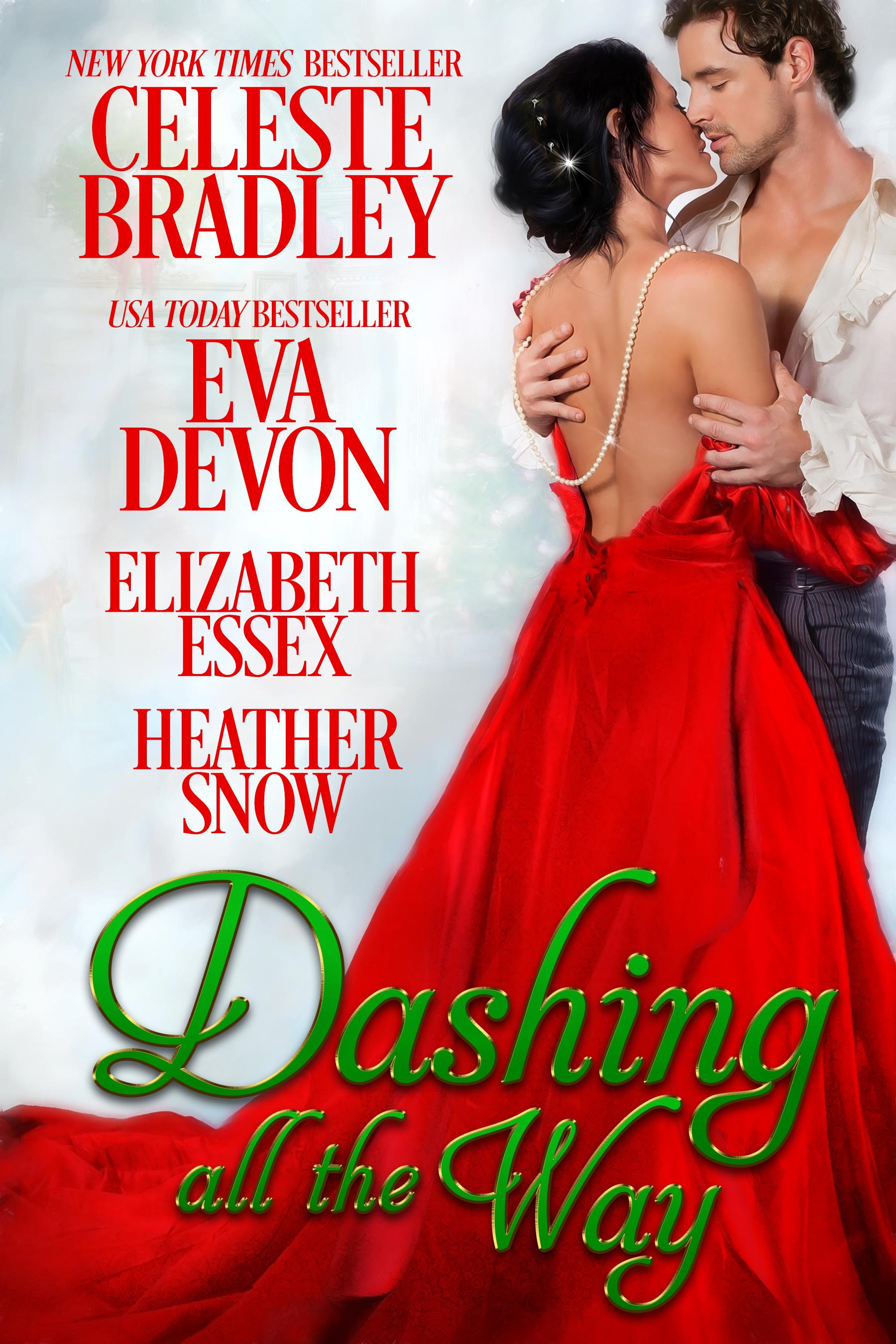 Dashing all the way cover image