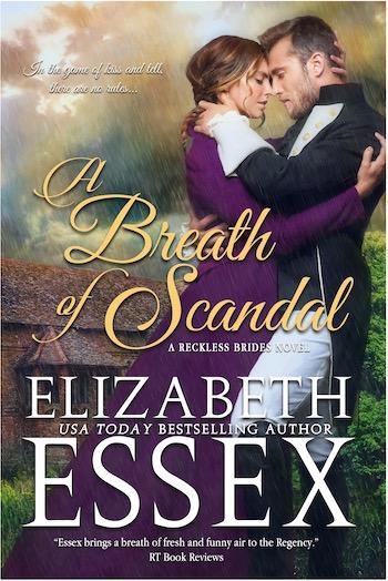 A Breath of Scandal by Elizabeth Essex